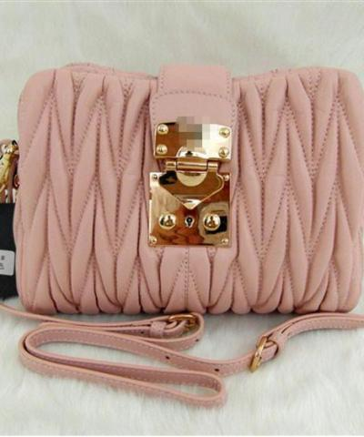 Сумка Miu Miu Pale Pink Bag
