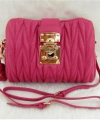 Сумка Miu Miu Crimson Bag