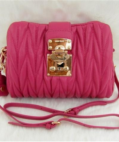Сумка Miu Miu Crimson Bag