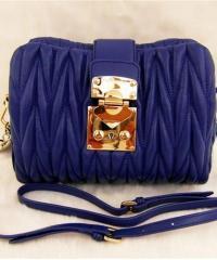 Сумка Miu Miu Blue Bag