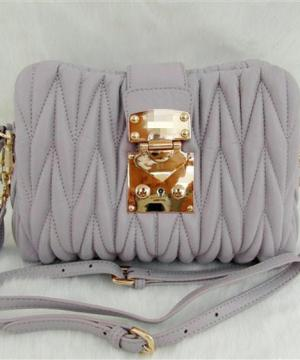 Сумка Miu Miu Grey Bag