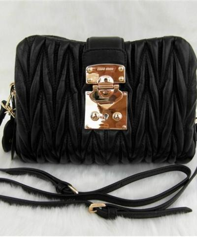 Сумка Miu Miu Black Bag