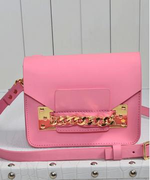 Сумка Sophie Hulme Envelope Bag Rose