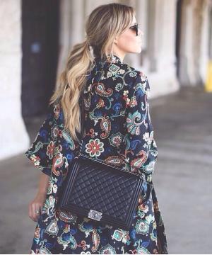 Сумка Шанель Boy Jumbo Bag