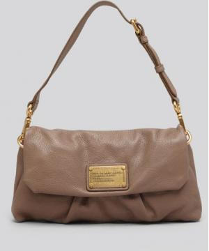 Клатч Marc By Marc Jacobs Classic Q Linda Clutch Coffee